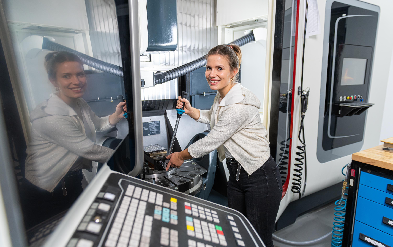 """Sobald die """"Additive Manufacturing"""" als Disziplin anerkannt ist, kann mit dem Training an der FH in Soest für die kommende WM der Berufe begonnen werden."""